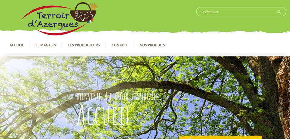 Site Terroir d'Azergues